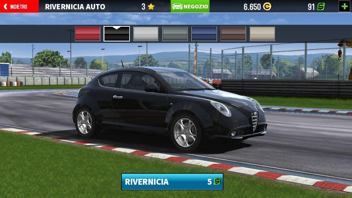 Giochi di guida Alfa Romeo