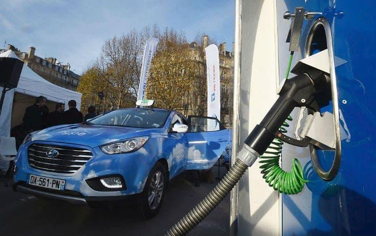 Hyundai auto a idrogeno