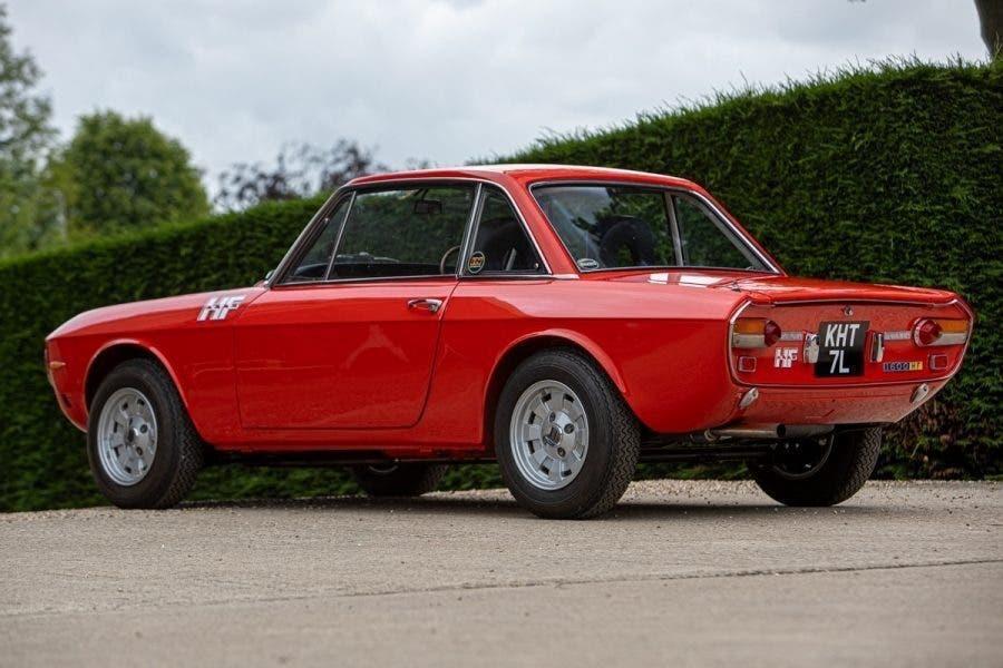 Lancia Fulvia 1972 asta