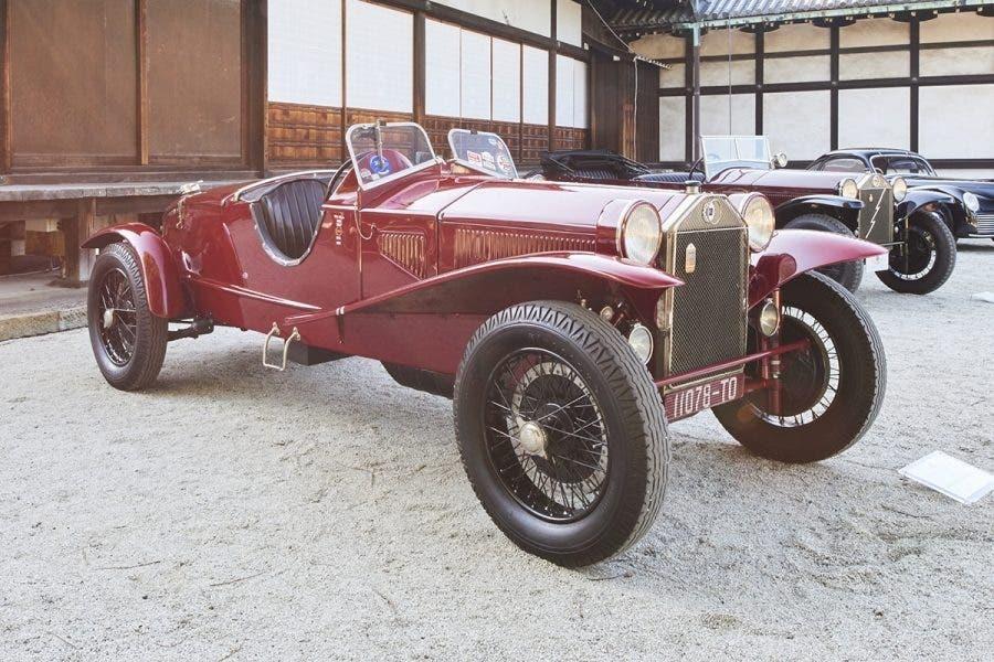 Lancia Lambda 221 Casaro