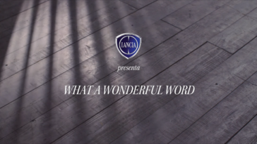 Lancia What a Wonderful Word