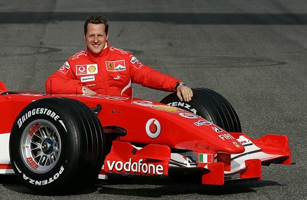 Michael Schumacher Ferrari