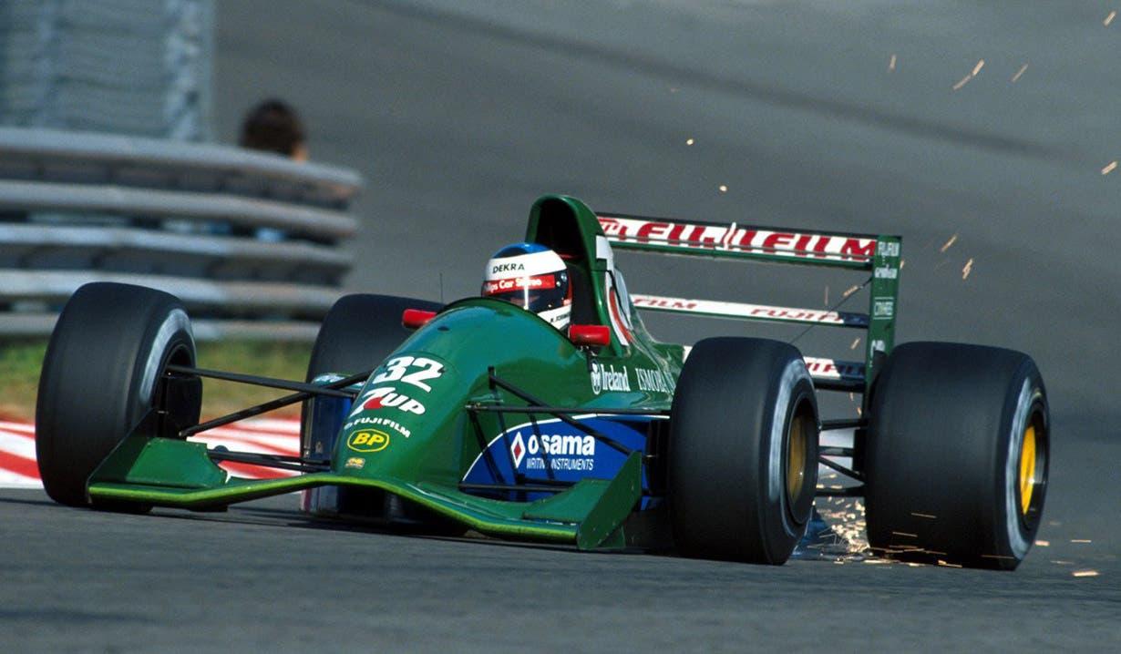 Michael Schumacher Jordan