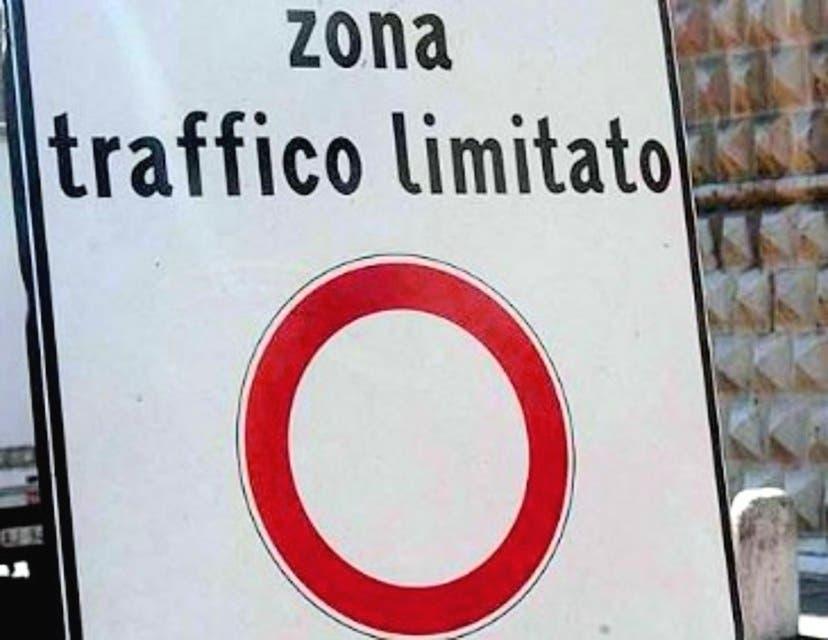 Multe zona a traffico limitato