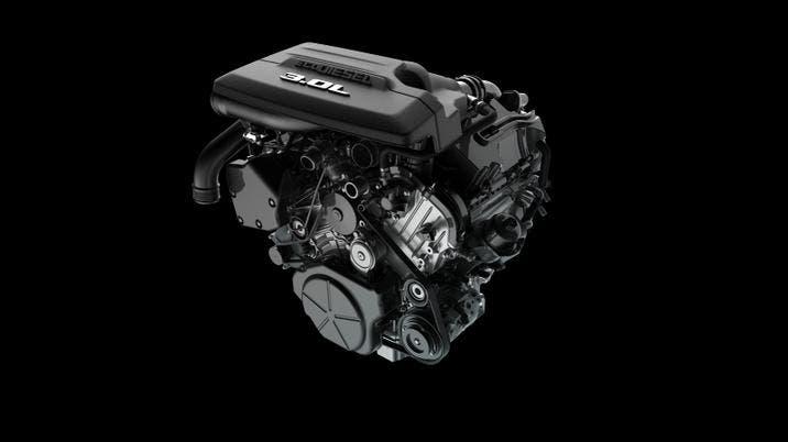Nuovo EcoDiesel V6 3 litri