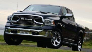 Ram 1500 diesel