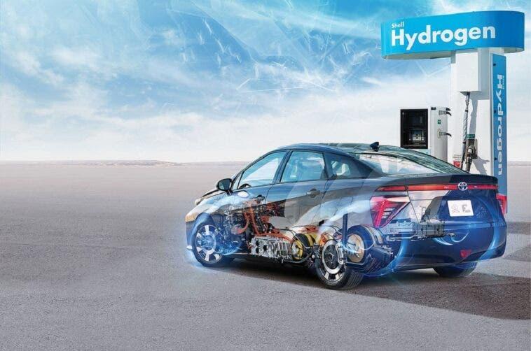Toyota auto a idrogeno