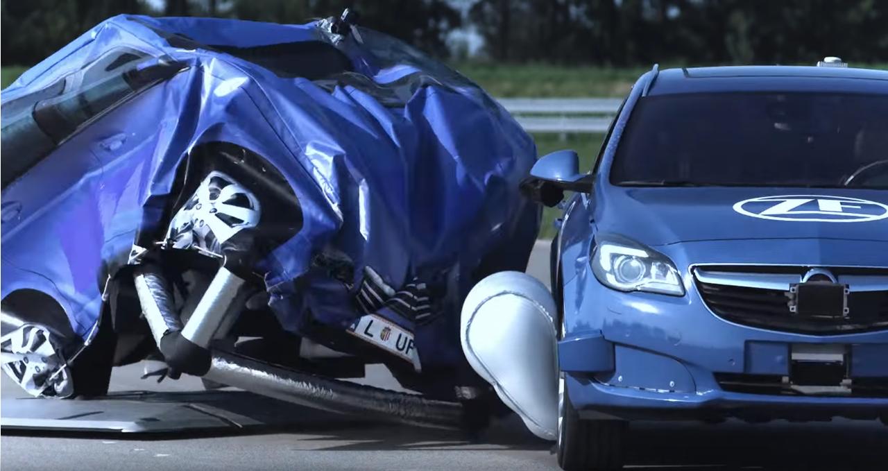 ZF airbag laterale esterno