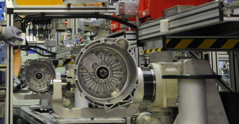 ZF nuova trasmissione automatica a 8 rapporti