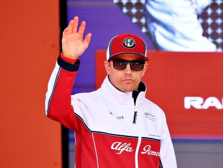 F1, Raikkonen: la mia vita privata non si tocca