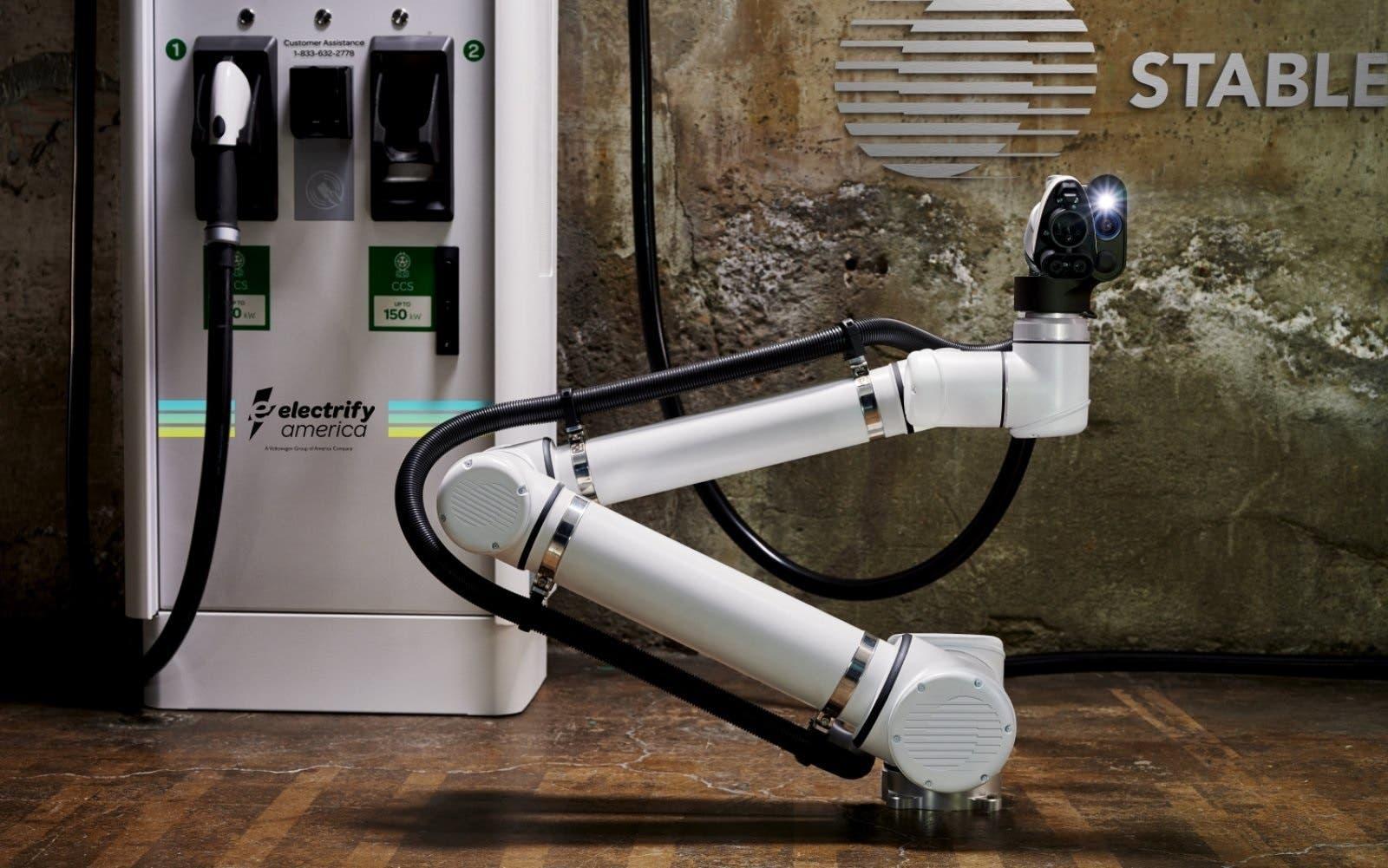 Auto elettriche autonome ricarica rapida