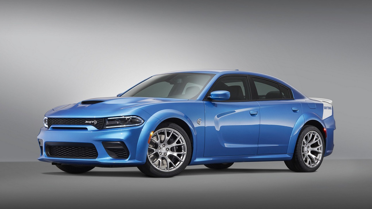 Dodge Charger SRT Hellcat Widebody Daytona 50th Anniversary Edition