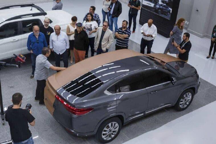 FCA Design Center Latam SUV