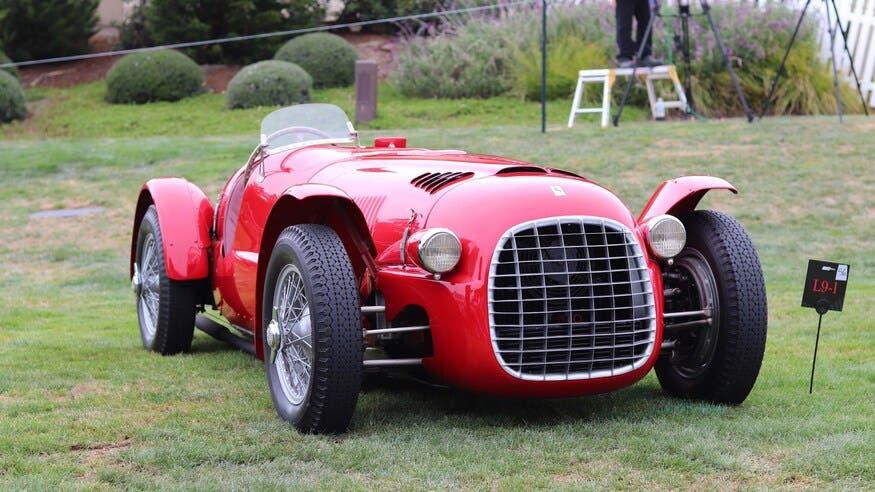 Ferrari 166 Inter Sport Corsa 1948