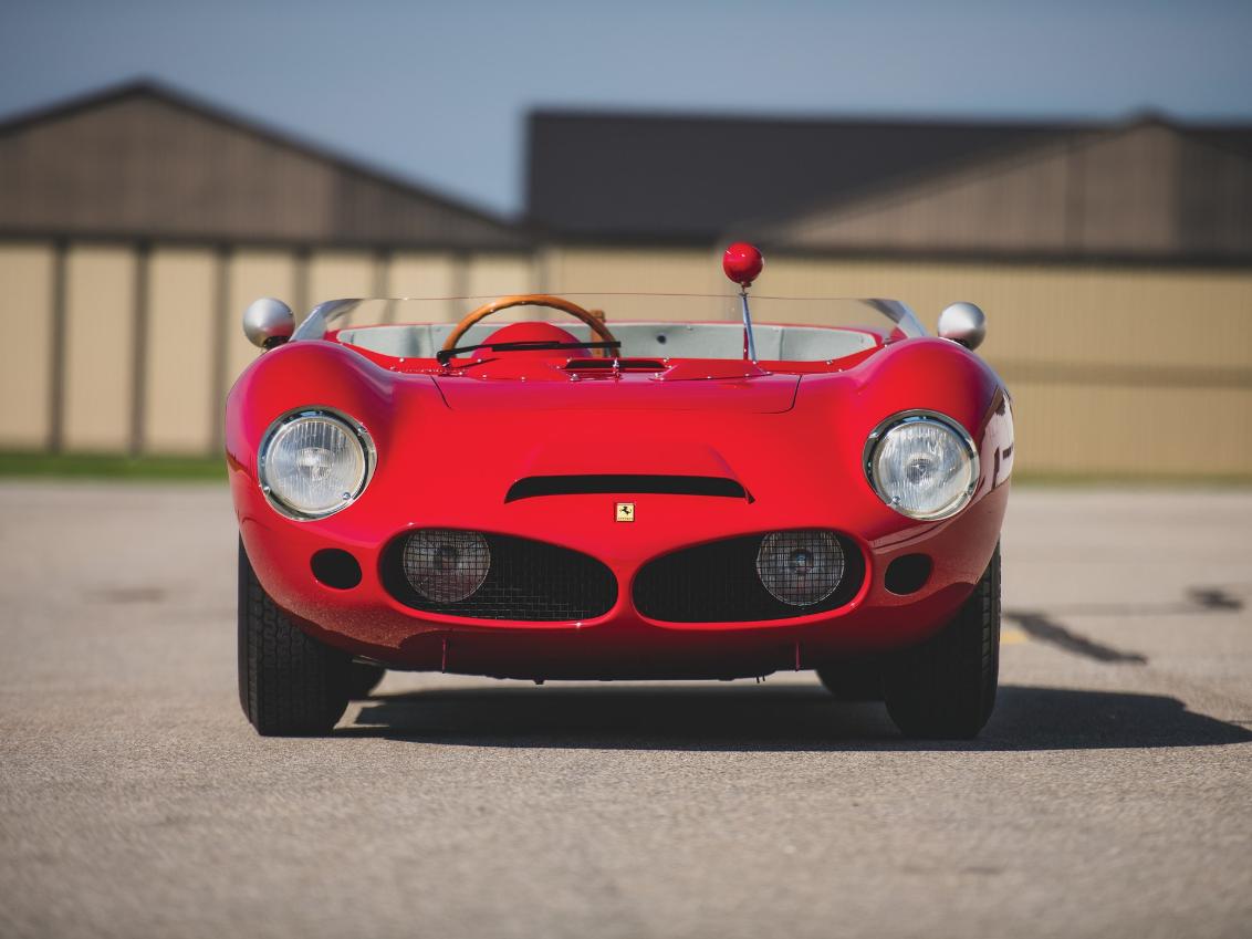 Ferrari 196 SP 1962