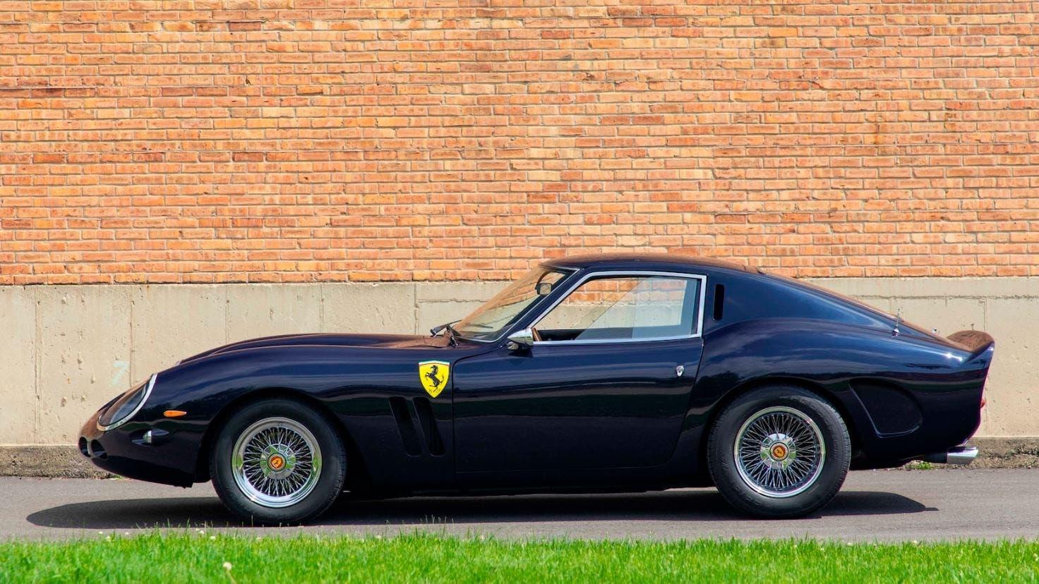 Ferrari 250 GTO Replica asta