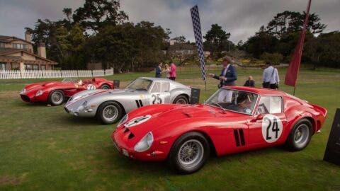 Ferrari 250 Testa Rossa e 250 GTO