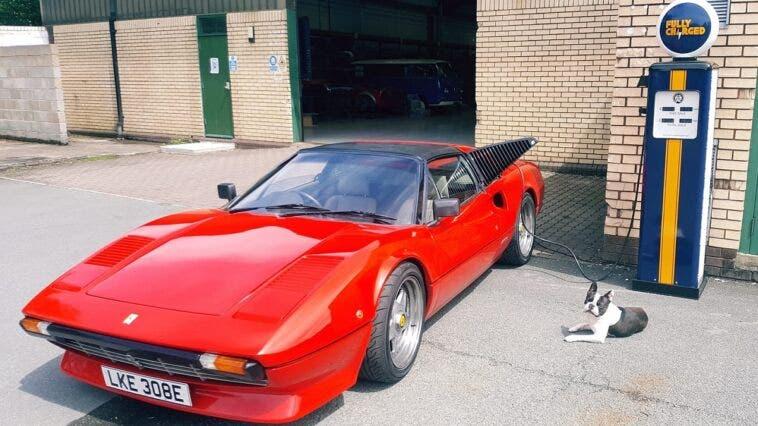 Ferrari 308 elettrica