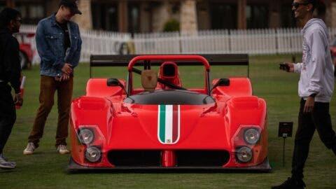 Ferrari 333 SP 1999