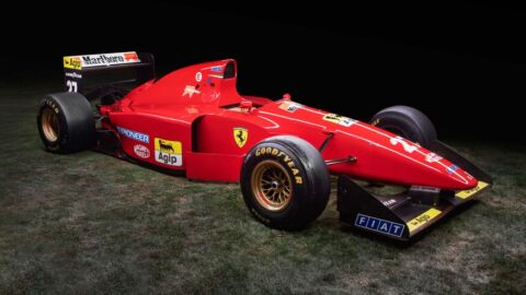 Ferrari F1 87/88C 1987