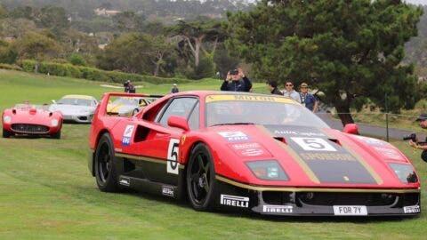 Ferrari F40 Competizione 1992