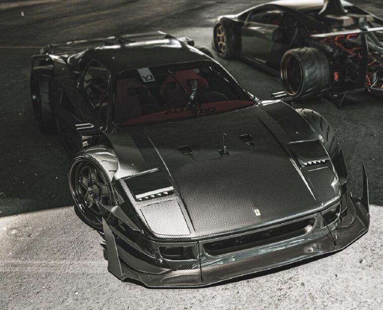 Ferrari F40 Yasid Design