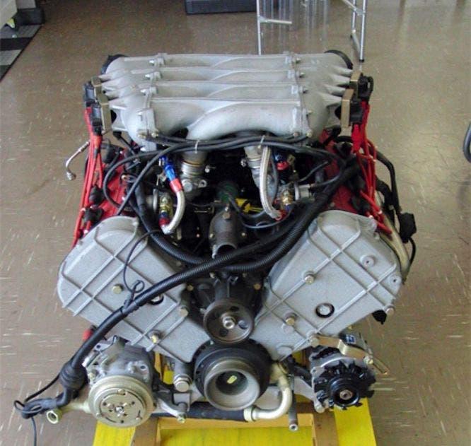 Ferrari F40 motore V8 eBay
