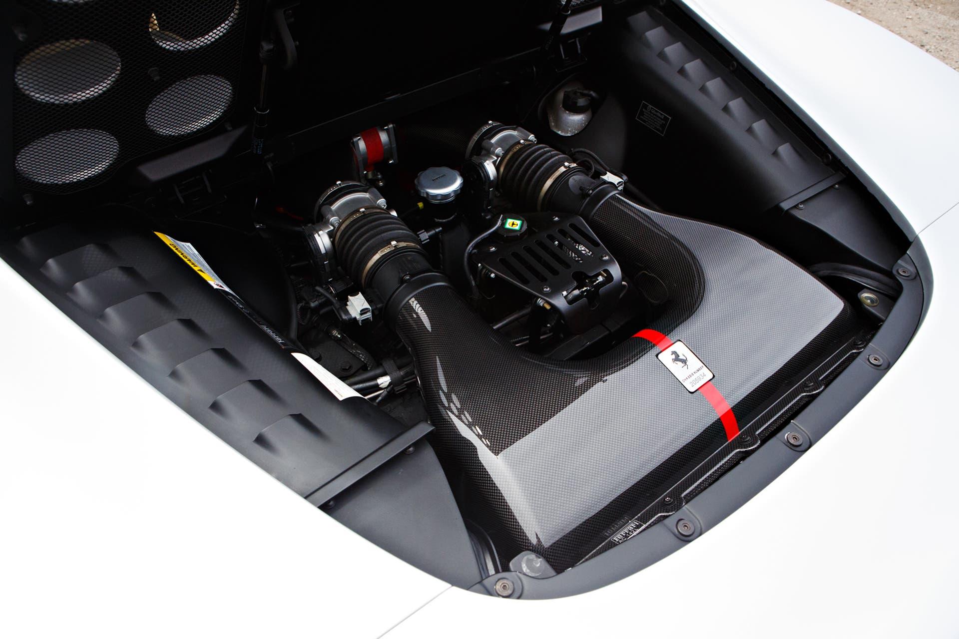 Ferrari Sergio 2014 asta