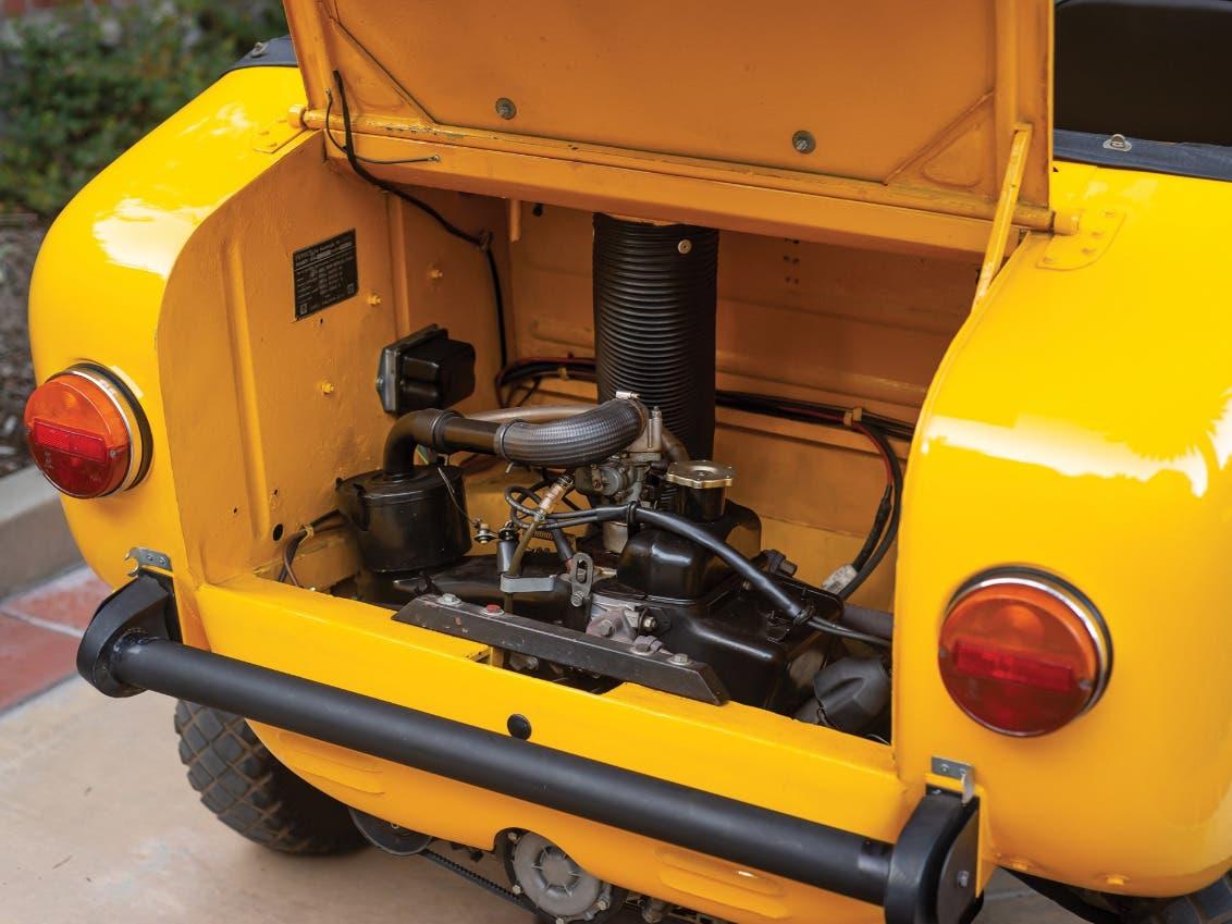 Ferves Renger Fiat 500 asta