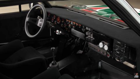 Fiat 131 Abarth Jay Leno