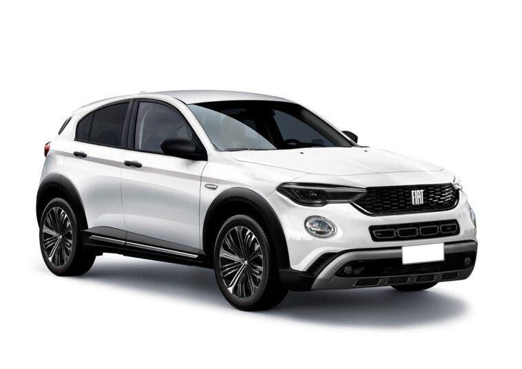 Fiat CUV render KDesignAG