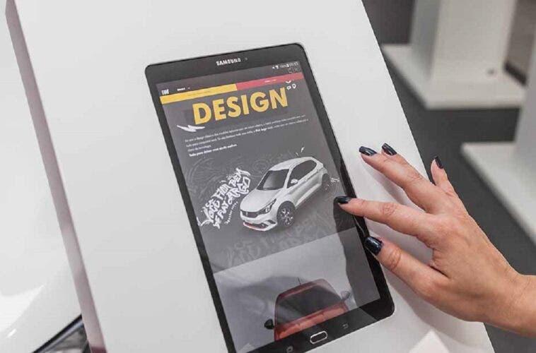 Fiat concessionari digitali Brasile