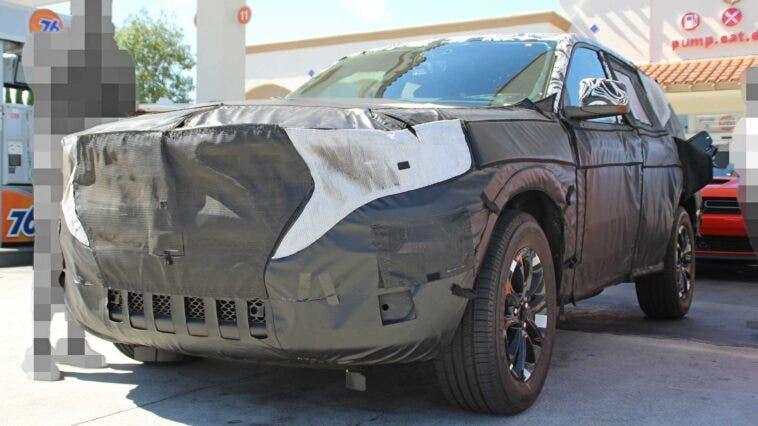 Jeep Grand Cherokee 2021 foto spia