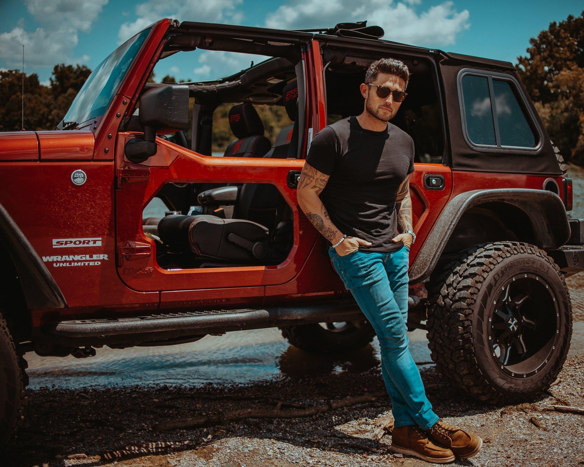 Jeep Wrangler Bestop
