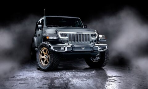 Jeep Wrangler Vector ProSeries LED
