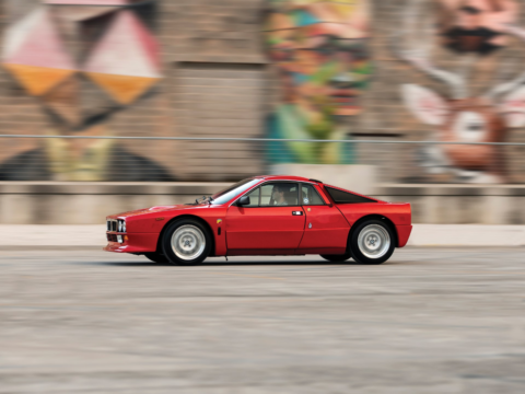 Lancia 037 Stradale Monterey
