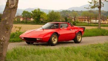 Lancia Stratos Stradale 1977 vendita