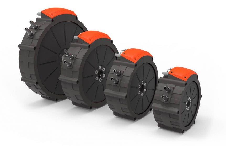 Magnax nuovo motore elettrico