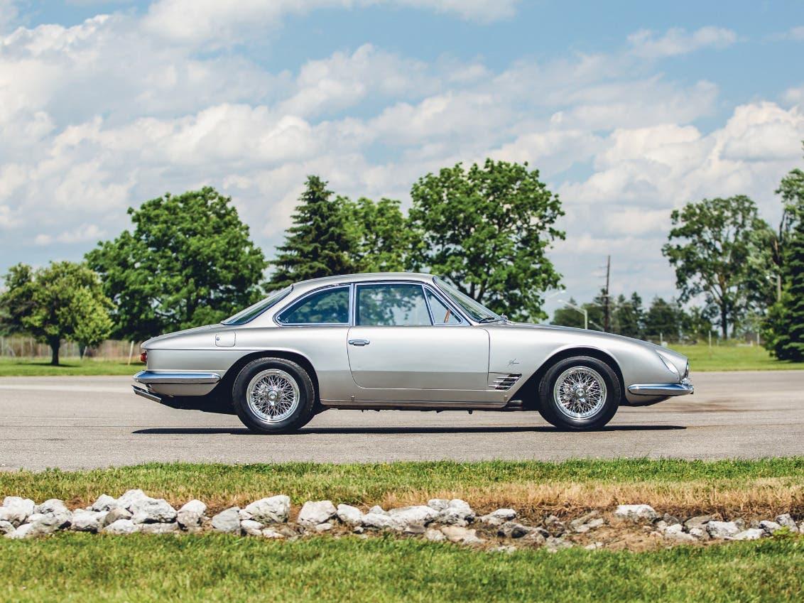 Maserati 5000 GT Coupé 1964 asta