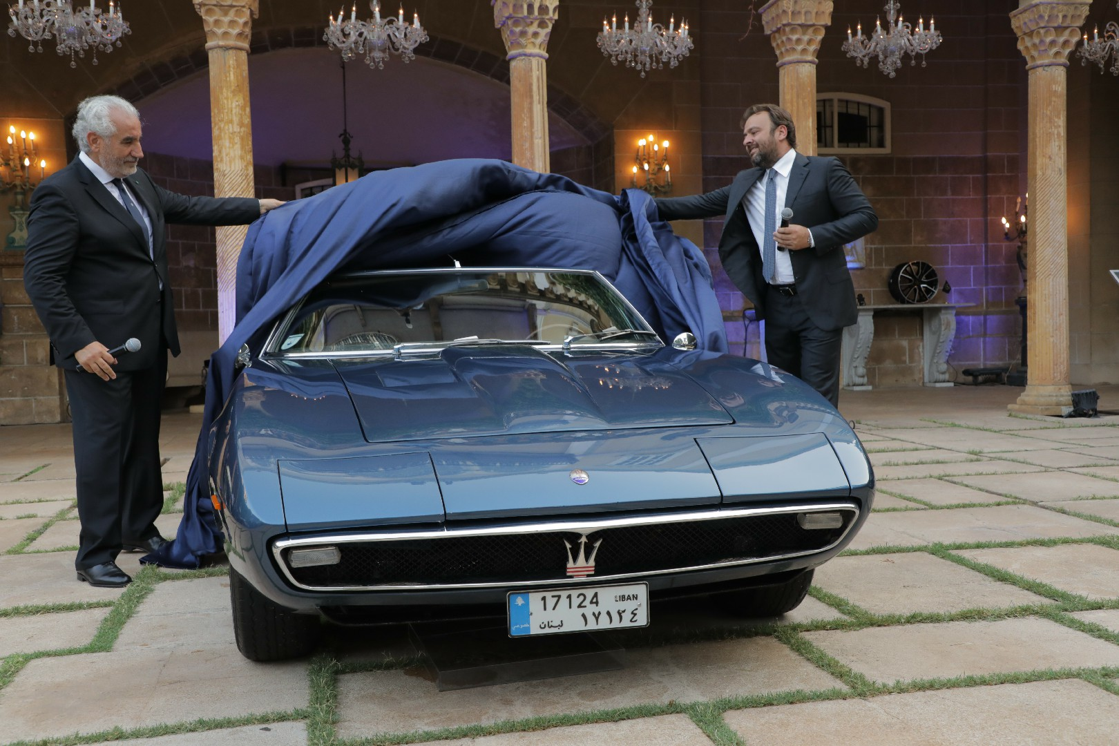 Maserati G.Bazerji & Fils