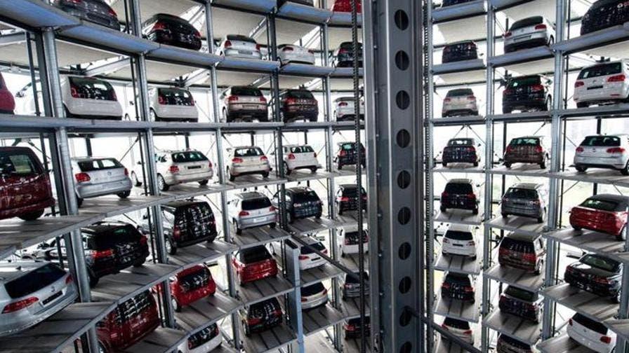 Mercato auto Italia: a luglio -0,1%