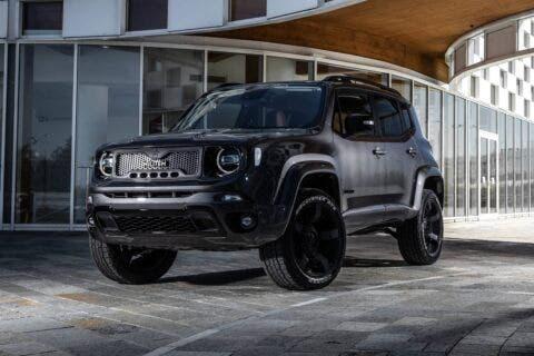 Militem Hero Jeep Renegade