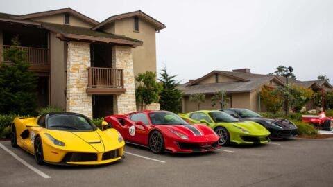 Scuderia Ferrari 90 anniversario