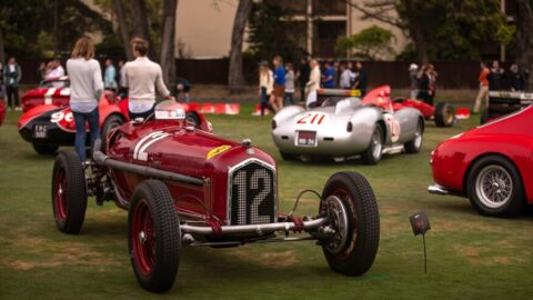 Scuderia Ferrari Alfa Romeo