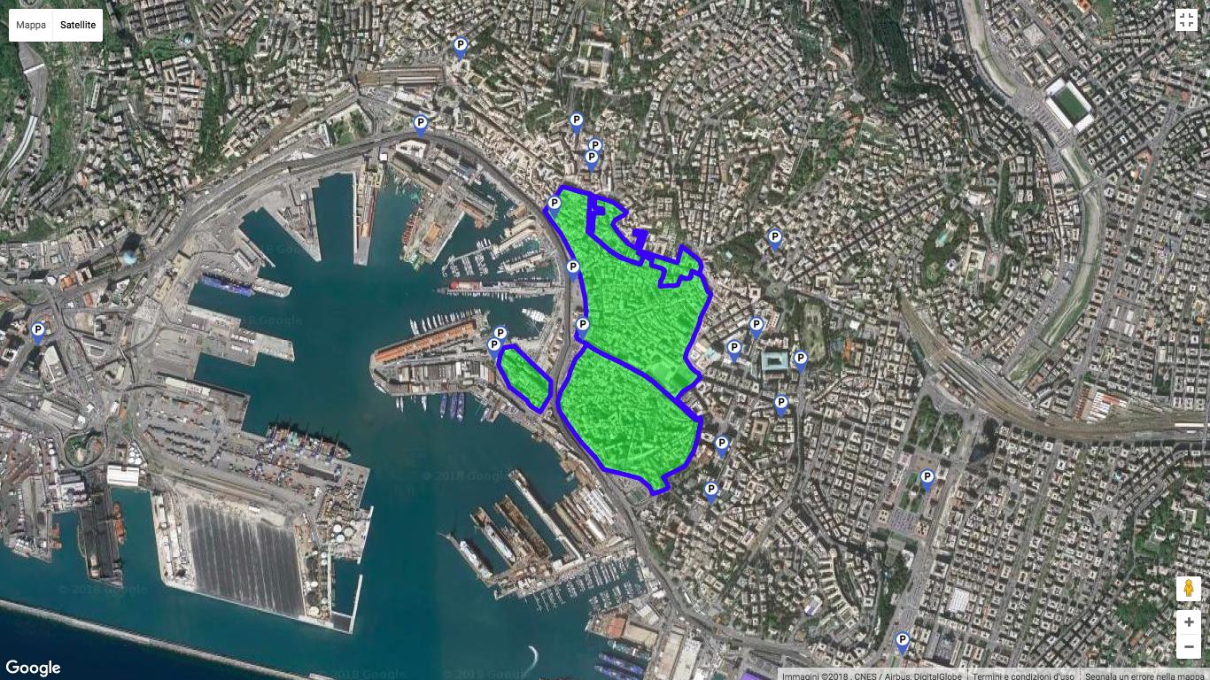 ZTL Genova