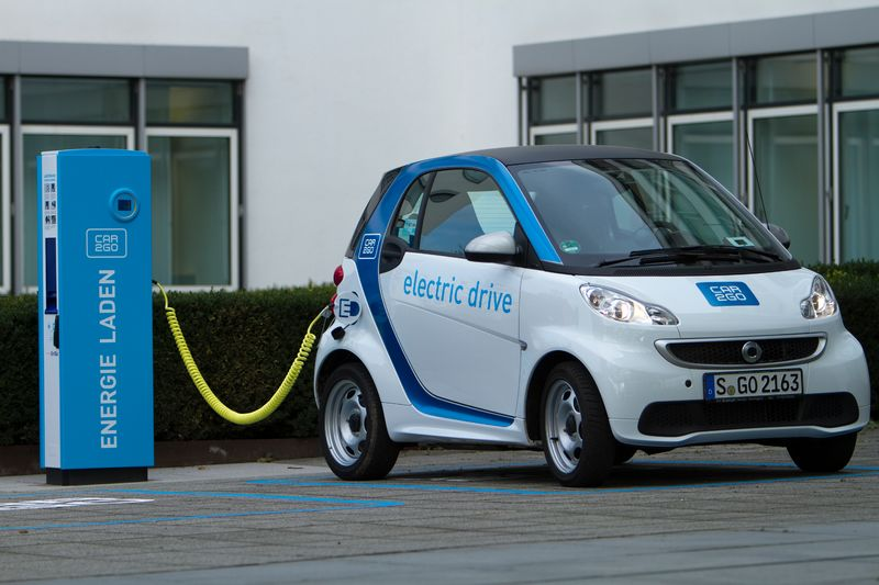 Auto elettriche bonus