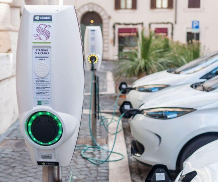 Auto elettriche mercato usato