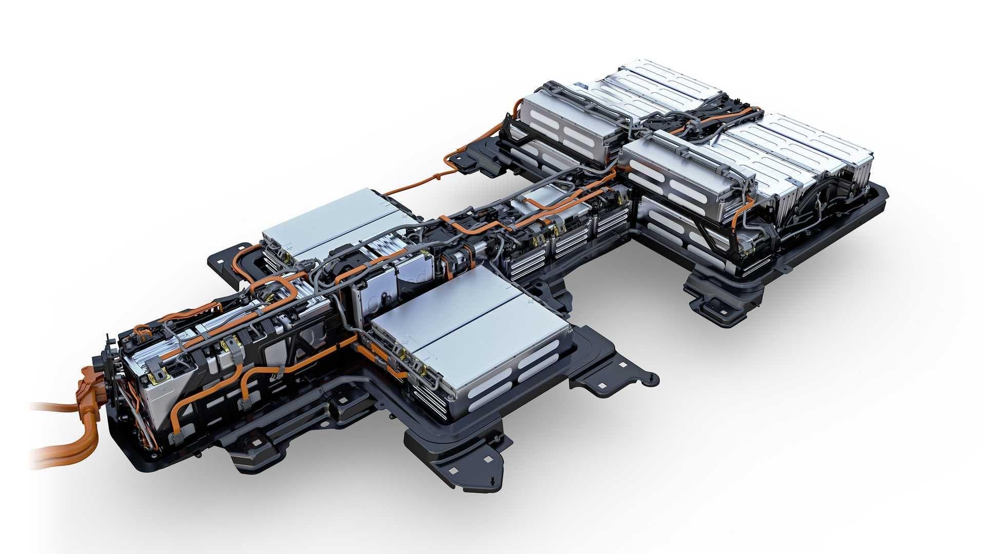 Auto elettriche piattaforma