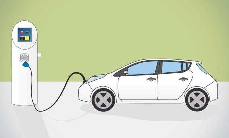 Auto elettriche studio