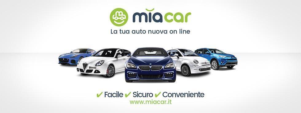 Auto online MiaCar